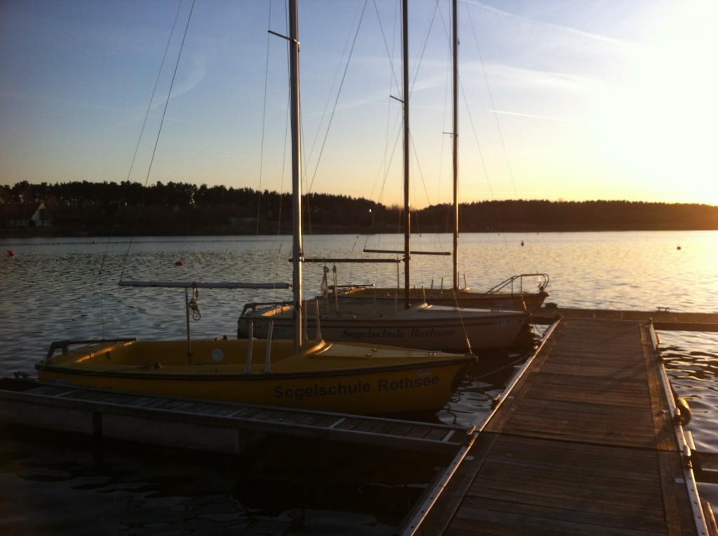 Segelbootverleih Rothsee